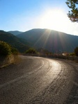 A bikers Dream - Pilios Mountain Road